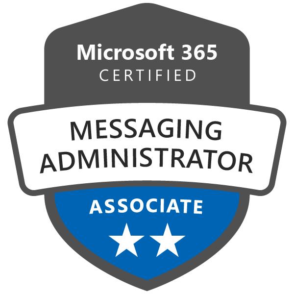 MS-203 – Microsoft 365 Messaging