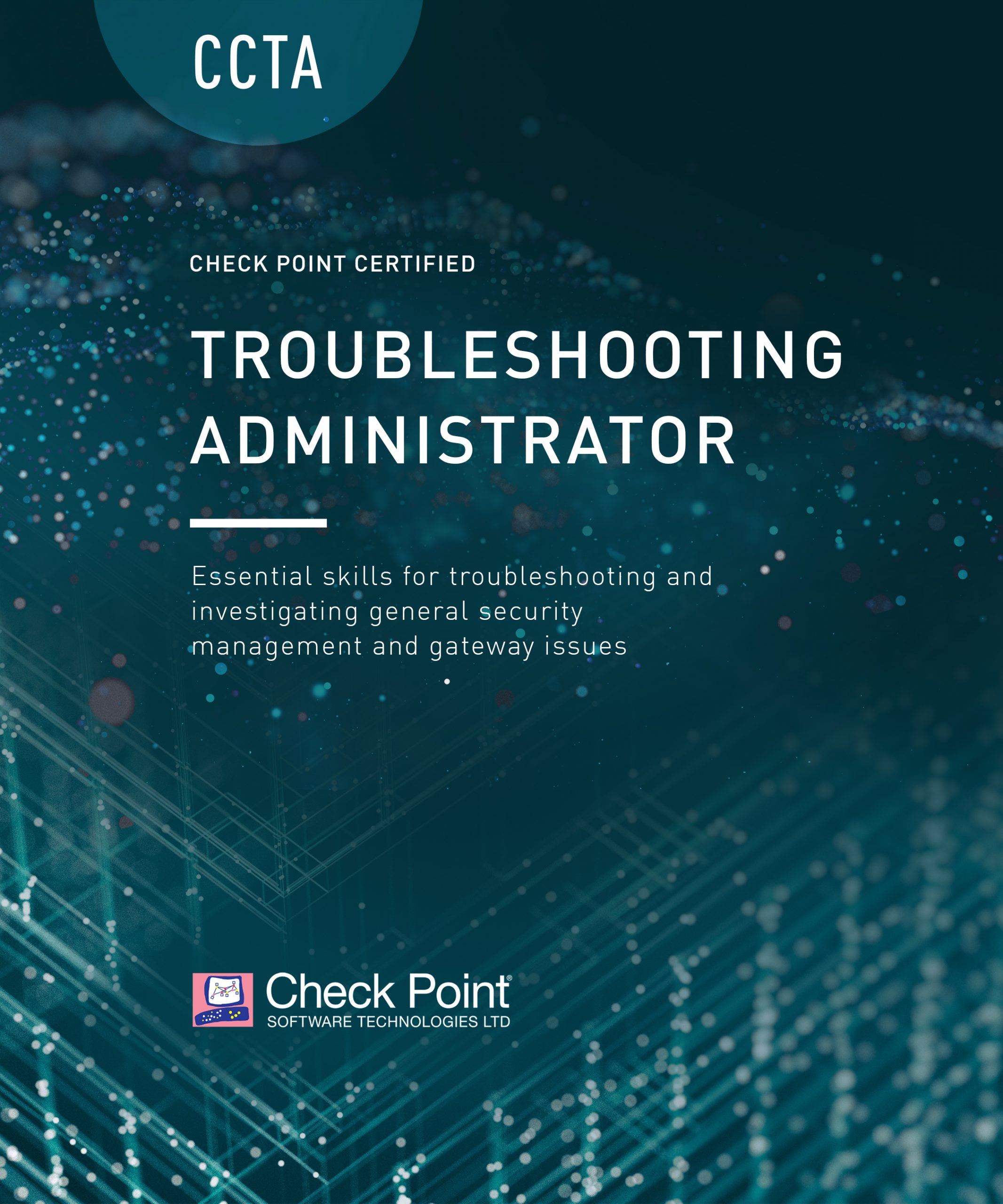 CPT-CCTA – Check Point Certified Troubleshooting Administrator (CCTA)