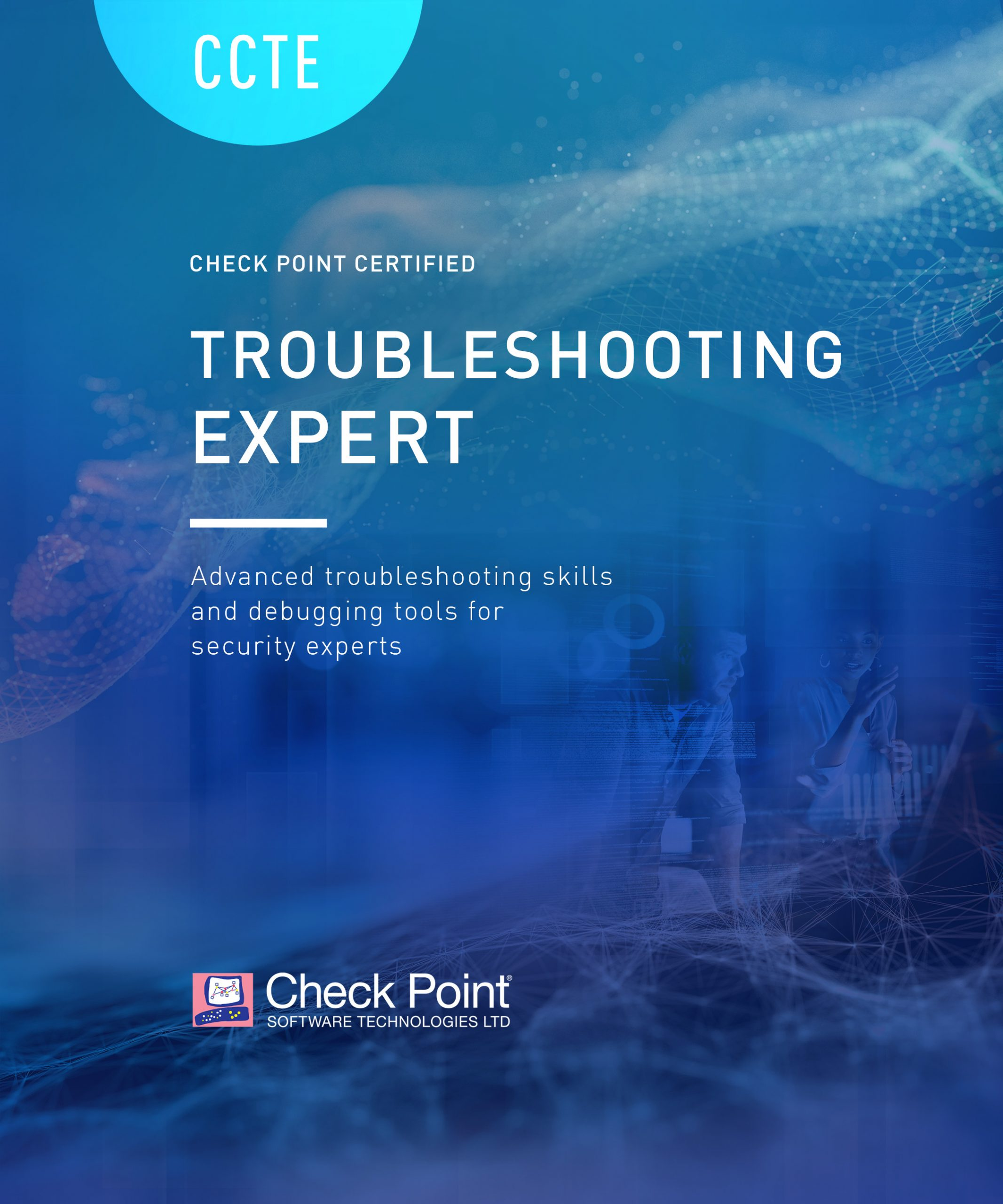 CPT-CCTE – CHECK POINT TROUBLESHOOTING EXPERT (CCTE)