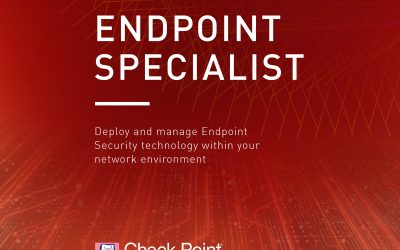 CCES – Check Point Endpoint Specialist (CCES)