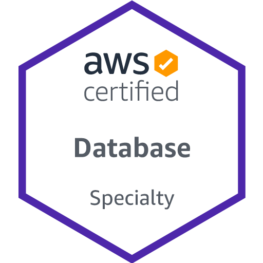 AWS-DB – AWS Certified Database – Specialty