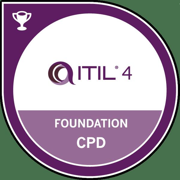 ITILv4 Foundation