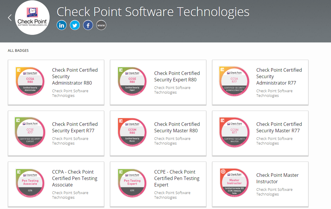 FT-CCSE-CCTE – CheckPoint Certified Security Expert and Troubleshooting Expert Fast Track (CCSE+CCTE) Bundle